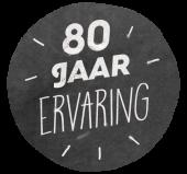 80 jaar ervaring Vesta
