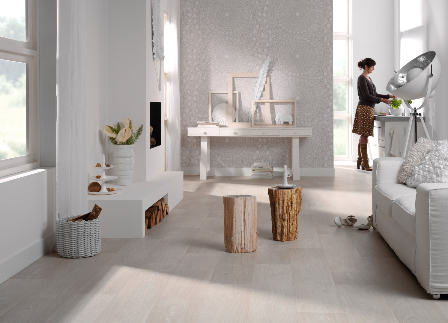 Novilon vt wonen betonlook. moderne keuken oude with novilon vt